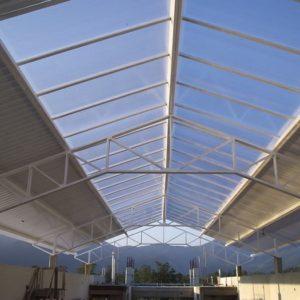 estrutura metalica cobertura