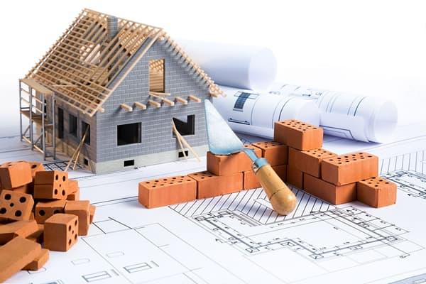 construção e reforma de casas
